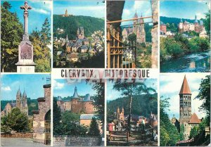 Postcard Modern Luxembourg Clervaux