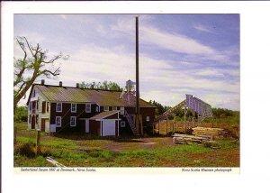 Sutherland Steam Mill, Denmark, Nova Scotia, Canada,