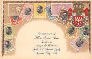 Stamp Post Card Serbien Stamps Unused
