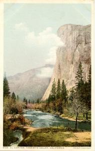 CA - Yosemite National Park. El Capitan