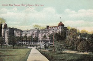 FRENCH LICK , Indiana , 00-10s ; French Lick Springs Hotel