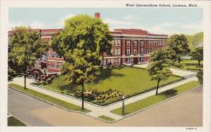 West Intermediate School Jackson Mississippi Curteich