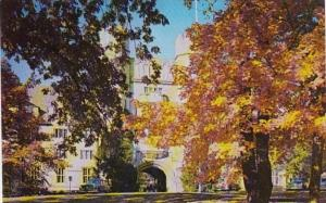 Indiana Bloomington Memorial Hall Indiana University