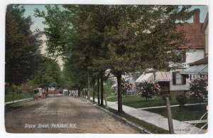 Peekskill, N.Y., Depew Street