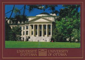 Univeristy of Ottawa, Ottawa, Ontario, Canada, PU-1992