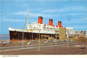 Queen Mary Plaza Ship Unused
