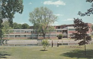 SIMCOE , Ontario, Canada, 1950-60s ; Composite School