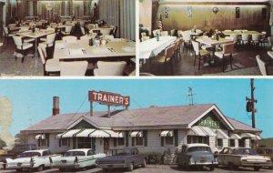 Pennsylvania Jonestown Trainer's Route 22 Restaurant Interior Views sk360