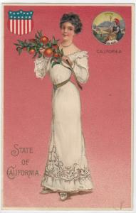CALIFORNIA State Girl , 00-10s
