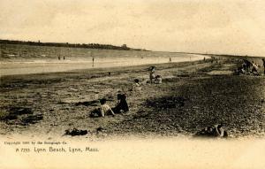 MA - Lynn. Lynn Beach