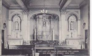 Our lady of peace, Residence for ladies, 225 WEST 14 STREET New York,  00-10s
