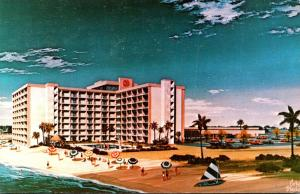Florida Clearwater Beach Sheraton Sand Key Hotel
