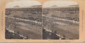 SV: ATHENES, Greece, 1901 ; School Children Drilling in the Stadium