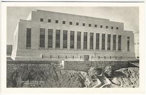 San Francisco CA United States Mint Building Exterior Vintage Postcard