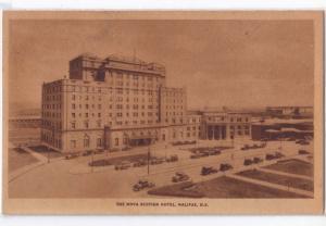 NS Hotel, Halifax NS