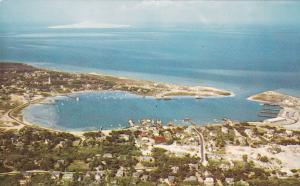 Ocracoke Village and Harbor , OCRACOKE ISLAND , North Carolina , 40-60s