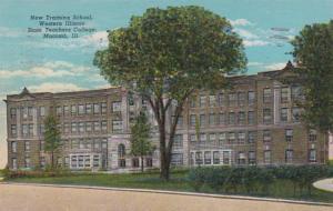 Illinois Macomb New Training School Western Illinois State Teachers College 1942