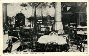 IN - Fort Wayne. Miller's English Tea Room