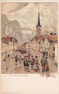 Partenkirchen (Bavaria), Germany, 1890s
