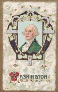 Portrait of President George Washington, 1900-10s