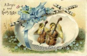 Artist Ellen Clapsaddle, Happy Easter Postcard Post Cards