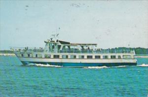 M/V East Chop On Lake Okeechobee Florida 1982
