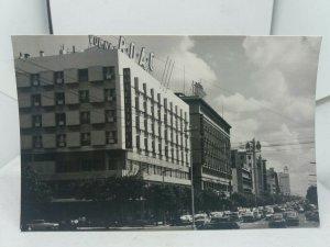 Vintage Rp Postcard LourenÇo Marques Hotel Tivoli BOAC AvDa Republica Mozambique