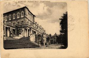 CPA AK QUELUZ - Palacio Real PORTUGAL (761155)