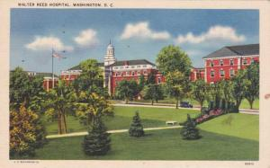 Walter Reed Hospital, Washington, DC - pm 1938 - Linen
