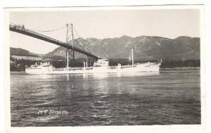 RP, Cargo Liner, M.T. Siranda, 1920-1940s