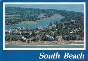 South Carolina Hilton Head Island South Beach Area