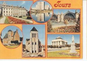 Postal 045931 : Tours (I.-et-L.). Musee des Beaux-Arts