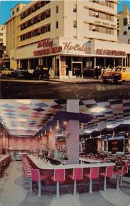 4317 Miami Beach 1950's Holiday Restaurant and Coffee Shop