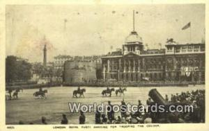 England, United Kingdon of Great Britain London London Royal Party, Trooping ...