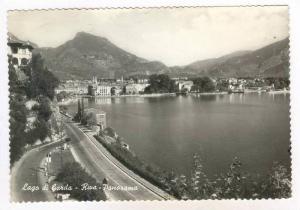 RP  Lago di Garda - Riva - Panorama, ITALY , PU-1956