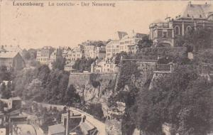 Luxembourg La Corniche Der Neuenweg 1912