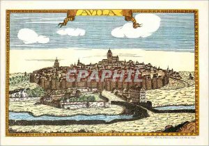 Postcard Modern Canto Avila