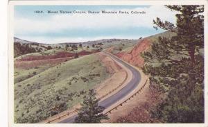 Mount Vernon Canyon - Denver Mountain Parks CO, Colorado - WB