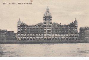 BOMBAY, India, 00-10s; The Taj Mahal Hotel
