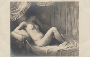 Portrait of Naked Woman, 1900-10s