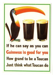 Guinness is Good for You, Toucan, Beer Advertising