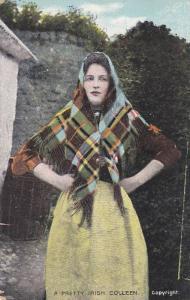 A Pretty Irish Colleen, Ireland, 00-10's