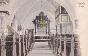 LYNGBY, Denmark, 1900-1910's; Kirke