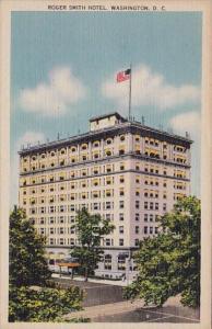 Washington DC Roger Smith Hotel 1944