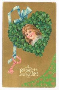 Clover Valentine,  To the One I Love , PU-1909