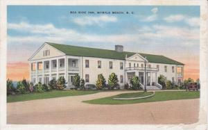 MYRTLE BEACH, South Carolina; Sea Side Inn, PU-1934
