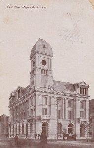 REGINA , Saskatchewan, Canada , PU-1909 ; Post Office