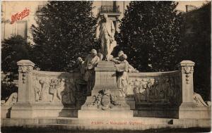 CPA PARIS Monument Alphand (563726)