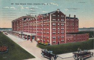 ATLANTIC CITY, New Jersey, PU-1919; New Strand Hotel