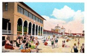 Rhode Island Newport Beach Bathing Casino